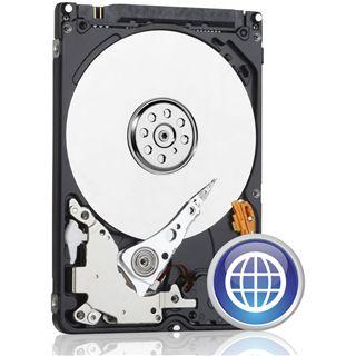 """1000GB WD Blue WD10JPVT 8MB 2.5"""" (6.4cm) SATA 3Gb/s"""