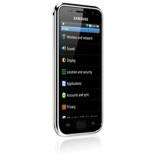 Samsung Galaxy S WIFI 4.0 TOUCH 8GB