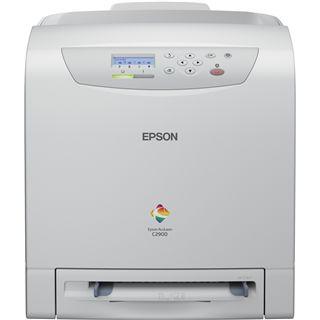 Epson AcuLaser C2900N Farblaser Drucken LAN/USB 2.0