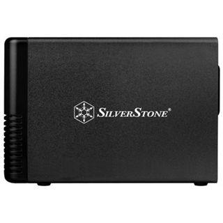 "Silverstone DS321B 2x3,5"" USB3.0"