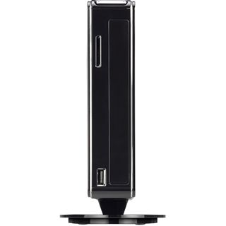 Shuttle XS35GT-803 V2 Mini-PC/Atom-D525/2GB/160/schwarz