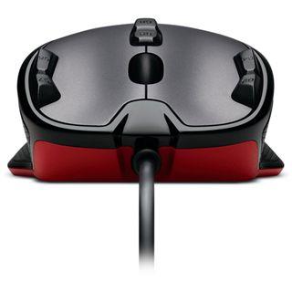 Logitech G300 USB schwarz (kabelgebunden)