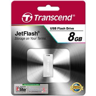 8 GB Transcend JetFlash T3S weiss USB 2.0