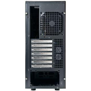 Revoltec Sixty 8 Midi Tower ohne Netzteil schwarz