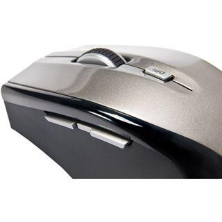 Revoltec W105 USB silber/schwarz (kabelgebunden)