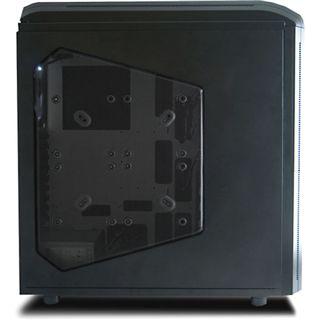 nox Hummer USB 3.0 Big Tower ohne Netzteil schwarz