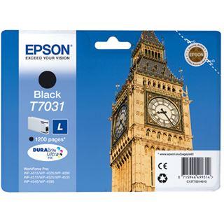 Epson Tinte C13T70314010 schwarz