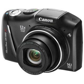 Canon Powershot SX150 IS BLK