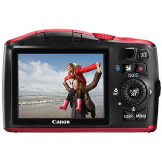 Canon PowerShot SX150 IS rot - 14,1 Mpix, 12x opt. Zoom, 720