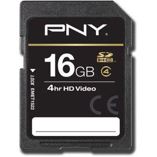 16 GB PNY Optima SDHC Class 4 Retail