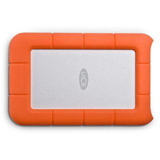 "1500GB LaCie Rugged Mini 9000193 2.5"" (6.4cm) USB 3.0 orange/silber"