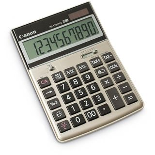 Canon Calculator HS-1200TCG