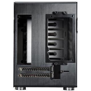 Lian Li PC-Q25B Wuerfel ohne Netzteil schwarz
