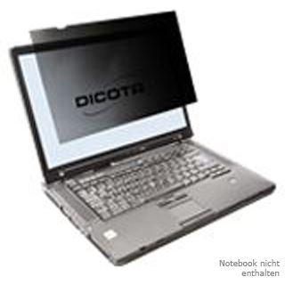 Dicota Secret 35,6 cm 14 Zoll Blickschutzfilter - Blend- und reflektionsfrei