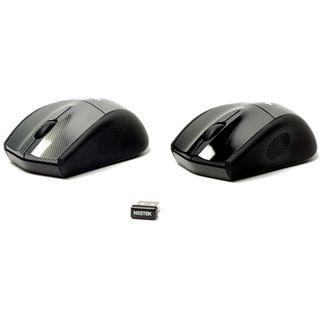 Nexus Mouse Silent Mouse Black SM-9000B optical