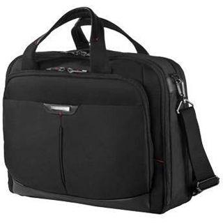 "Samsonite Pro-DLX³ Laptop Briefcase L EXP 16"", schwarz"