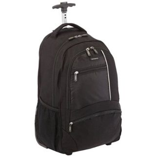 Samsonite Wander 3 Stockholm - Laptop Backpack with wheels, sc