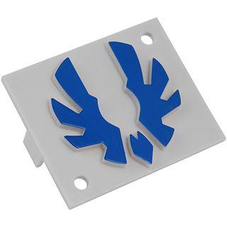 BitFenix Badge blau Logo für Shinobi (BFC-SNB-150-BLOG-SP)