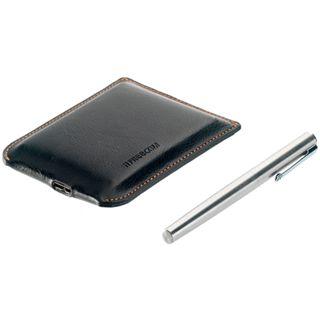 """1000GB Freecom Mobile Drive XXS Leather 56152 2.5"""" (6.4cm) USB 3.0 schwarzes Leder"""
