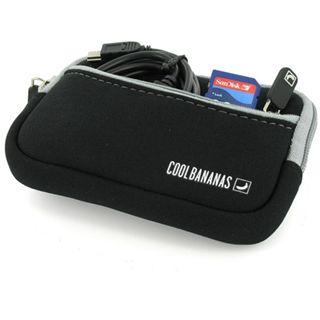 CoolBananas RainSuit P2 Neopren für Digitalkamera (Schwarz)