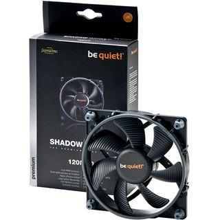 be quiet! Shadow Wings Low-Speed 120x120x25mm 800 U/min 10 dB(A) schwarz