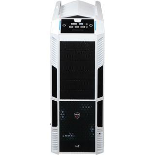AeroCool Xpredator White Edition Big Tower ohne Netzteil weiss