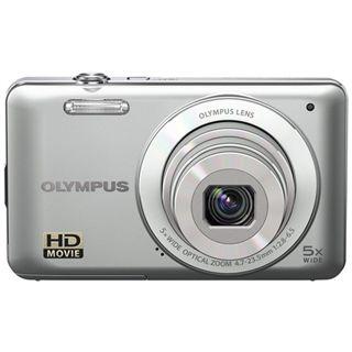 Olympus VG-120 Digitalkamera silber