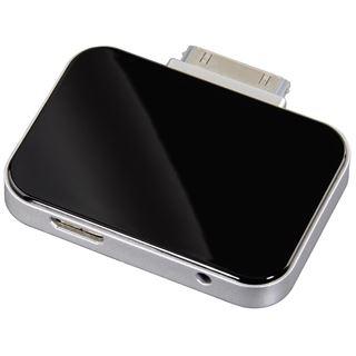 Hama Adapter iPod-Stecker auf HDMI-Buchse Schwarz für Apple iPhone