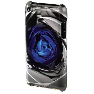 Hama MP3-Cover Rose für iPod touch 4G, Blau