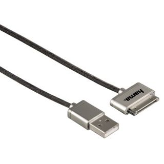 Hama Lade-/Sync-Kabel AluLine MFI, 1,5 m
