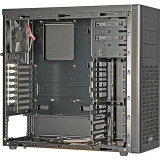 Lancool PC-K11X Midi Tower ohne Netzteil schwarz