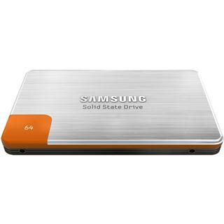 "64GB Samsung 470 Series 2.5"" (6.4cm) SATA 3Gb/s MLC asynchron (MZ-5PA064B/EU)"