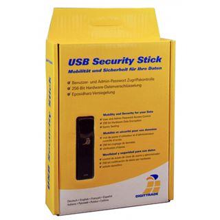4 GB Digittrade USS256 schwarz USB 2.0