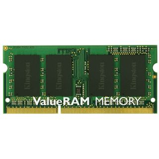 4GB Kingston ValueRAM DDR3-1333 SO-DIMM CL9 Single