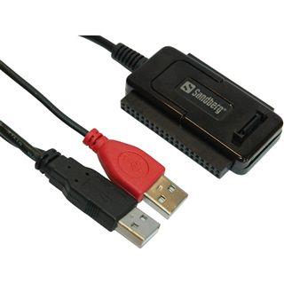 """Sandberg USB All-In-1 Hard Disk Link Adapter für 2.5"""" und 3.5"""" Festplatten (133-43)"""