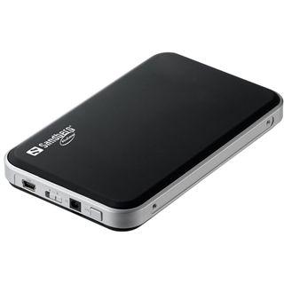 """Sandberg USB 2.0 Hard Disk Box SATA 2.5"""" (6,35cm)"""