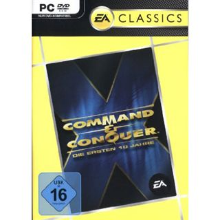 Command & Conquer - 10 Jahre (PC)