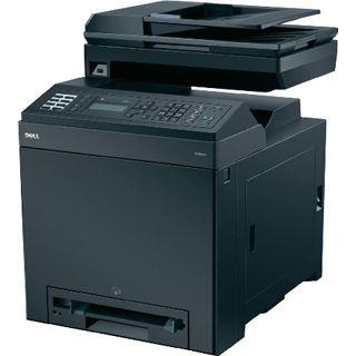 Dell 2155CDN Farblaser Drucken/Scannen/Kopieren/Faxen LAN