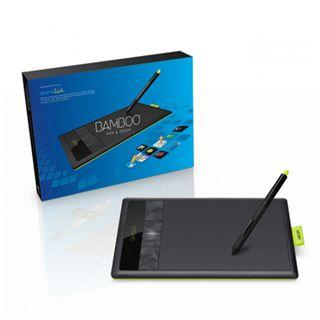 Wacom Bamboo Pen & Touch 3. Gen 147x92 mm USB schwarz