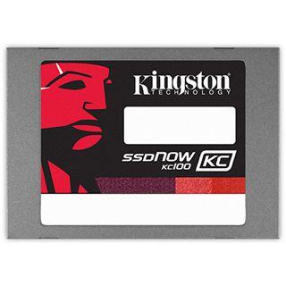 """480GB Kingston SSDNow KC100 2.5"""" (6.4cm) SATA 6Gb/s MLC asynchron (SKC100S3/480G)"""