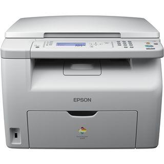 Epson AcuLaser CX17 Farblaser Drucken/Scannen/Kopieren USB 2.0