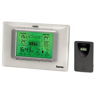 Hama Elektronische Wetterstation EWS-751