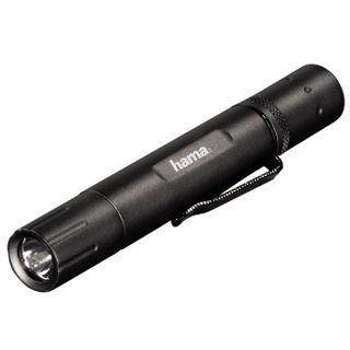 Hama Taschenlampe FL 1500, Dunkelgrau