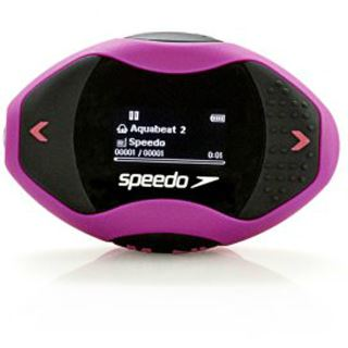 Speedo Aquabeat MP3 4GB pink
