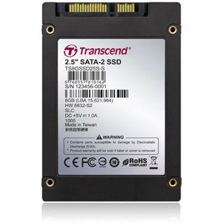 2GB Transcend Industrial Module IDE 44-pin SLC (TS2GDOM44H-S)
