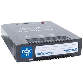Tandberg RDX 1 TB USB 3.0 KIT extern black