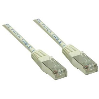 35.00m Good Connections Cat. 6 Patchkabel S/FTP PiMF RJ45 Stecker auf RJ45 Stecker Grau