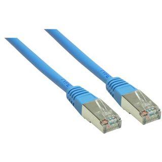 60.00m Good Connections Cat. 6 Patchkabel S/FTP PiMF RJ45 Stecker auf RJ45 Stecker Blau
