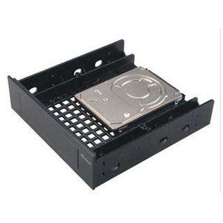 """Akasa 5.25"""" Einbaurahmen für 2.5"""" und 3.5"""" Festplatten (AK-HDA-05)"""
