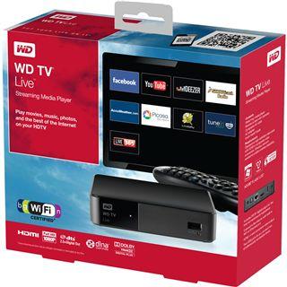 WD TV Live ohne Speicher